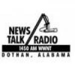 Logo da emissora WWNT 1450 AM