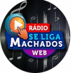 Logo da emissora Rádio Se Liga Machados
