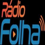 Logo da emissora Rádio Folha FM Paranavaí