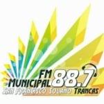 Logo da emissora Radio Municipal San Francisco Solano 88.7 FM