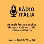Logo da emissora Rádio Itália