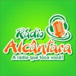 Logo da emissora Rádio Alcântara