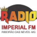 Logo da emissora Rádio Imperial FM