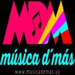 Logo da emissora Radio Música de Más