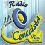 Logo da emissora Rádio Cenecista 1020 AM