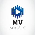 Logo da emissora Mv Web Rádio
