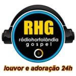 Logo da emissora Rádio Hortolândia Gospel