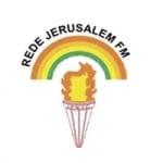 Logo da emissora Rádio Jerusalém FM