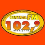 Logo da emissora Rádio Central 102.9 FM