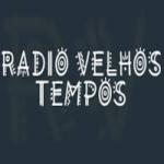 Logo da emissora Rádio Velhos Tempos FM