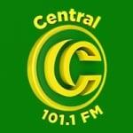 Logo da emissora Rádio Central 101.1 FM