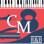 Logo da emissora Rádio Clube Da Música