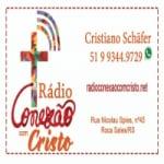Logo da emissora Rádio Conexão Com Cristo