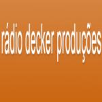 Logo da emissora Rádio Decker Produções