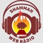 Logo da emissora Shammah Web Rádio