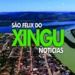 Logo da emissora Sf Xingu Notícias Hits