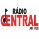 Logo da emissora Rádio Central do Paraná 1460 AM