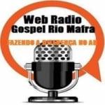 Logo da emissora Rádio Gospel Rio Mafra