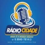Logo da emissora Rádio Cidade Online