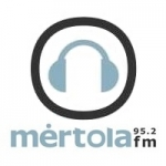 Logo da emissora Radio Mértola 95.2 FM