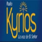 Logo da emissora Rádio Kirios