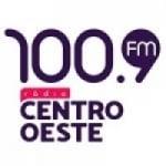 Logo da emissora Rádio Centro Oeste 100.9 FM