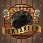Logo da emissora Rádio Louvor Sertanejo