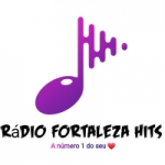Logo da emissora Rádio Fortaleza Hits