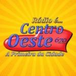 Logo da emissora Rádio Centro Oeste 670 AM