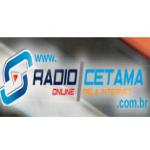 Logo da emissora Rádio Cetama 930 AM