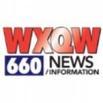 Logo da emissora WXQW 660 AM
