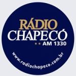 Logo da emissora Rádio Chapecó 1330 AM