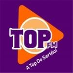 Logo da emissora Rádio Top FM