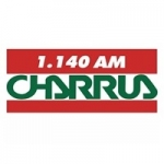 Logo da emissora Rádio Charrua 1140 AM