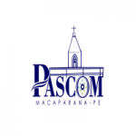 Logo da emissora Rádio Pascom Macaparana