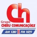 Logo da emissora Rádio Chirú 1380 AM