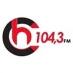 Logo da emissora Rádio Chiru 104.3 FM