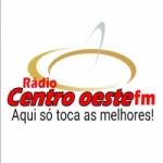 Logo da emissora Rádio Centro Oeste FM