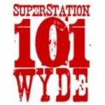 Logo da emissora WYDE 101.1 FM Superstation