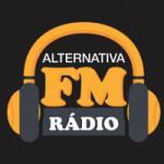 Logo da emissora Rádio Alternativa FM Batatais