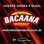 Logo da emissora Web Rádio Bacaana