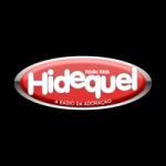 Logo da emissora Rádio Hidequel FM