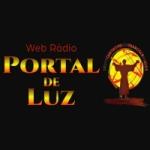 Logo da emissora Rádio Portal de Luz