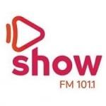 Logo da emissora Rádio Show 101.1 FM