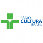 Logo da emissora Rádio Cultura Brasil 1200 AM