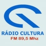 Logo da emissora Rádio Cultura 89.5 FM