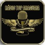 Logo da emissora Rádio Top Araguaia