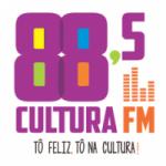 Logo da emissora Rádio Cultura 88.5 FM