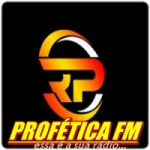 Logo da emissora Rádio Profética FM