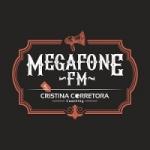Logo da emissora Rádio Megafone FM